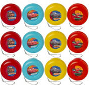 Cars Yo Yos 12ct