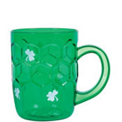 St. Patricks Day Beer Mug 12oz