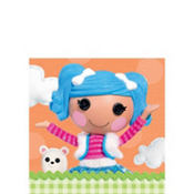 Lalaloopsy Beverage Napkins 16ct
