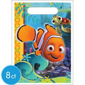 Finding Nemo Favor Bags 8ct