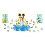 Mickey Mouse 1st Birthday Centerpiece Kit 23pc