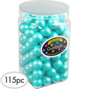 Robin's Egg Blue Gumballs 115pc