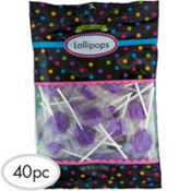 Purple Lollipops 8oz