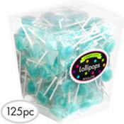 Robin Egg Blue Lollipops 26oz