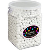 White Chocolate Sixlets 1330pc