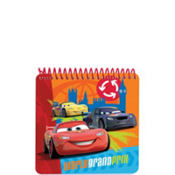 Cars Notepad