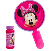 Minnie Mouse Bubble Wand Set