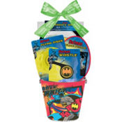 Premade Batman Easter Basket 4 3/4in