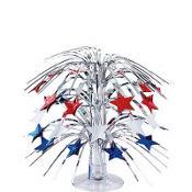 Patriotic Star Mini Cascade Centerpiece