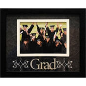 Graduation Box Photo Frame 9in
