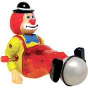 Charley the Clown Windup Toy