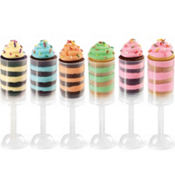 Push-Up Pop Containers 6ct