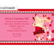 Olivia Custom Invitation