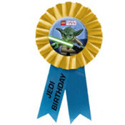 Lego Star Wars Award Ribbon