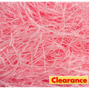 Pastel Pink EcoPure Plastic Easter Grass