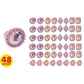 Disney Princess Rings 48ct