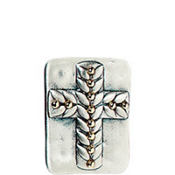 Cross In My Pocket Pewter Token