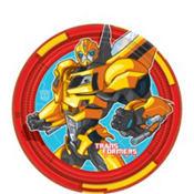 Bumblebee Transformers Dessert Plates 8ct
