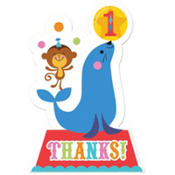Fisher Price 1st Birthday Thank You Notes 8ct