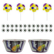 Zombie Cupcake Decorating Kit