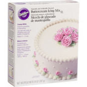 Wilton White Buttercream Icing Mix