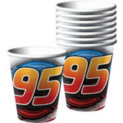 Cars Cups 8ct