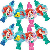 Little Mermaid Blowouts 8ct
