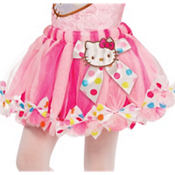 Child Pink Hello Kitty Tutu