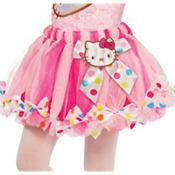 Child Pink Hello Kitty Tutu
