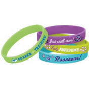 Monsters University Wristbands 4ct