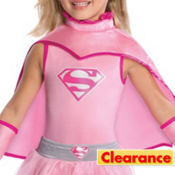 Child Supergirl Leotard - Superman