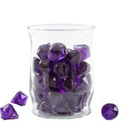 Amethyst Diamond Scatter 7oz