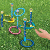 SpongeBob Ring Toss and Horseshoes Game