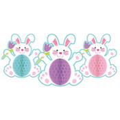 Easter Bunny Honeycomb Balls 3ct
