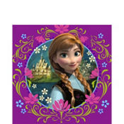 Anna and Elsa Frozen Lunch Napkins 16ct