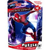 Spider-Man Puzzle Bag 48pc
