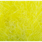 Yellow Plastic Easter Grass