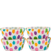 Mini Easter Bunny Baking Cups 100ct