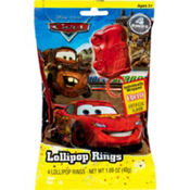 Cars Candy Rings 4ct
