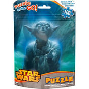 Star Wars Puzzle Bag 100pc