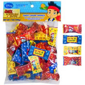 Jake and the Never Land Pirates Cream Candies