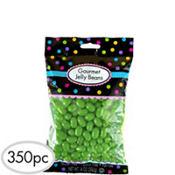 Kiwi Green Jelly Beans 350pc