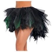 Adult Witch Tutu Deluxe