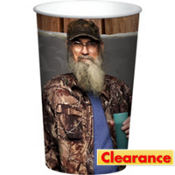 Si Duck Dynasty Favor Cup