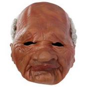 Grandpappy Old Man Mask