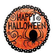 Frightfully Fancy Halloween Balloon
