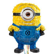Pull String Bob Despicable Me Pinata
