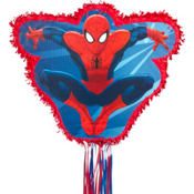 Pull String Amazing Spider-Man Pinata