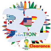 FIFA World Cup Logo Wall Decal