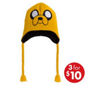 Jake Adventure Time Peruvian Hat